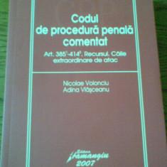 Codul de procedura penala comentat-art 385-414
