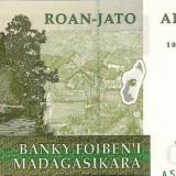 Bancnota 200 ariary (1000 francs) Madagascar 2004 UNC