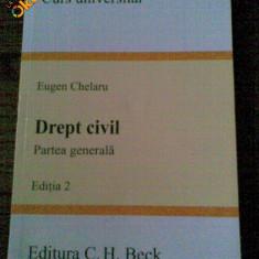 Drept civil.Partea generala .Editia a 2-a - Carte Drept civil