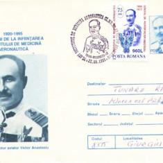 Intreg General doctor Victor Anastasiu, medicina aeronautica