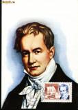 Maxima Alexandru von Humboldt