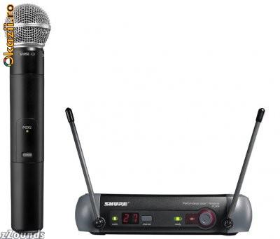 Vand microfon Shure PGX4/SM 58, nou, in cutie, cel mai mic pret foto
