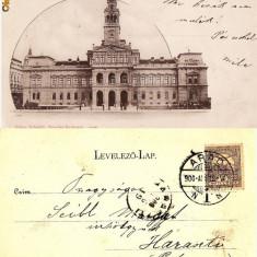 Arad - Primaria-clasica - Carte Postala Crisana pana la 1904