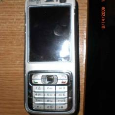 Telefon Nokia N73, Argintiu, Nu se aplica, Orange, Fara procesor