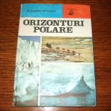 Alexandru Retinschi - Orizonturi polare - Carte de calatorie
