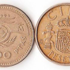 SPANIA 100 PESETAS