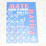 CULEGERE DE PROBLEME - MATEMATICA - Culegere Matematica