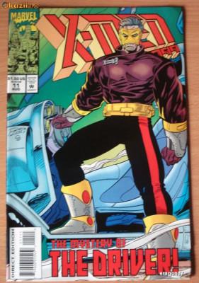 X-Men 2099 #11. Marvel Comics foto