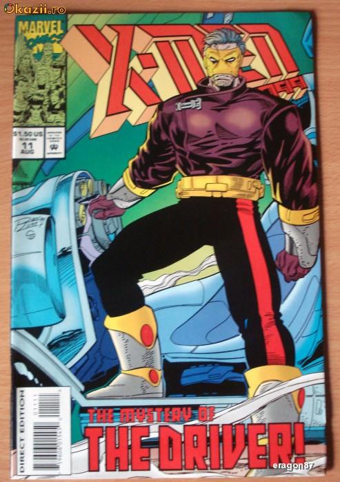 X-Men 2099 #11. Marvel Comics foto mare