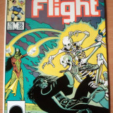 Alpha Flight #35 - Reviste benzi desenate