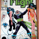 Alpha Flight #37 - Reviste benzi desenate