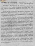 Doamna de la fayette - principesa de cleves, 1991