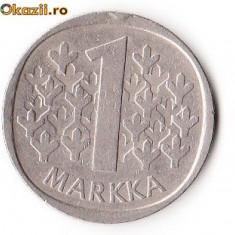 FINLANDA 1 MARKA 1974