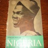 Adrian Holan - NIGERIA - Carte de calatorie