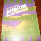Mihai Vornicu - Amintiri de drumetie - Carte de calatorie