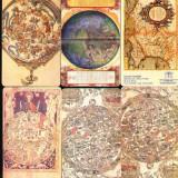 Set 15 carti telefonice Romtelecom, harti