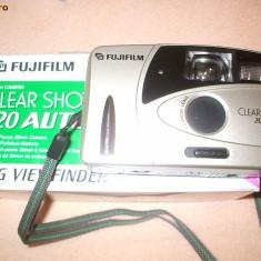 Aparat foto cu film Fuji Clear Shot 20 - Aparat Foto cu Film Fujifilm