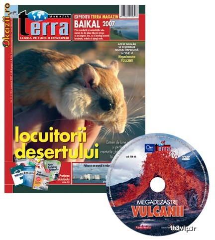 Reviste+CD Terra magazin