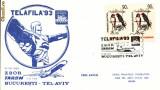 AA Aerofilatelie , Zbor TAROM Bucuresti-Tel-Aviv