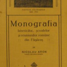 Fagaras, monografie, 1913