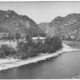 Valea Oltului cu Manastirea Cozia (1930)