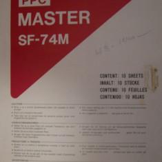 FOLIE TERMICA PPC SF-74M TAMBUR MATRITA MASTER COPIATOR COPIATOARE  LASER  A3 A4