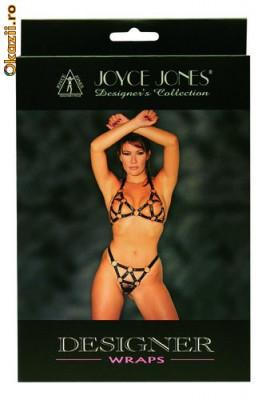 Set bikini si sutien latex - 4love foto