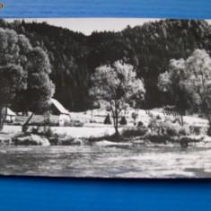 Toplita - Peisaj pe Valea Muresului