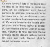 Emanuel vasiliu - lumina - unda electromagnetica ?