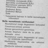 Gh dimitriu - bolile reumatismale