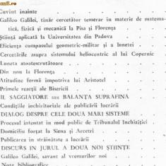G lazarescu - galileo galilei * dialog cu planetele - Biografie