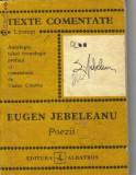 Eugen jebeleanu - poezii
