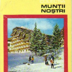 D balteanu, n bacaintan - muntii nostrii - postavaru - Carte de aventura