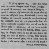 Iraclie porumbescu - amintiri - Roman, Anul publicarii: 1978