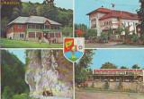 S-1406 Jud Gorj Cabana turistica Pestera Muierii  Circulata