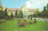 S-1365 Gheorgheni Liceul Salamon Erno Necirculata