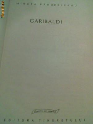 MIRCEA PADURELEANU - GARIBALDI foto