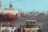 S-1445 Galati Nave pe Dunare Circulata