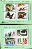 Colaborarea Cultural-Economica Intereuropeana,fauna,flora