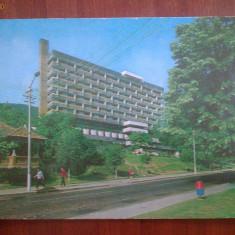 carte postala 1972, Calimanesti- complexul Sanatorial Caciulata