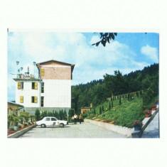 CP171-37 Valiug, Vila Combinatului sider. Resita -circulata1989