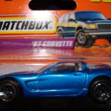 MATCHBOX-anii 90 - Macheta auto