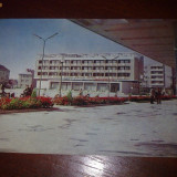 Carte postala anul 1963 Baia Mare- vedere din Piata Victoriei