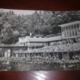 Carte postala anul 1963  Sovata-Strandul