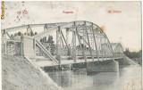 CFL 1915 ilustrata Fagaras pod peste Olt prim-plan