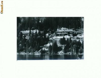 CP171-83 Sadu, Cabana Gatul berbecului -circulata 1968 foto