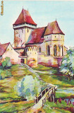 S-1303 J Fabritus-Dancu Cetatea taraneasca sec XVI Sibiu