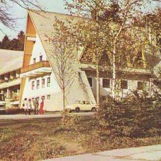 S-1309 Jud Suceava Motelul Iliesti Necirculata