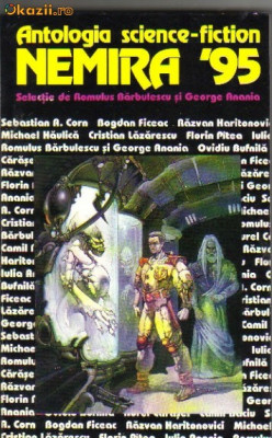 antologia sf nemira `95 * romanian sf anthology nemira `95 foto