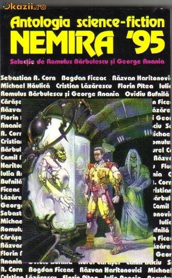 antologia sf nemira `95 * romanian sf anthology nemira `95